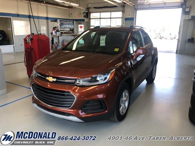 Mcdonald Chevrolet Buick Gmc Ltd 2019 Chevrolet Trax Lt Apple Carplay Android Auto 315916