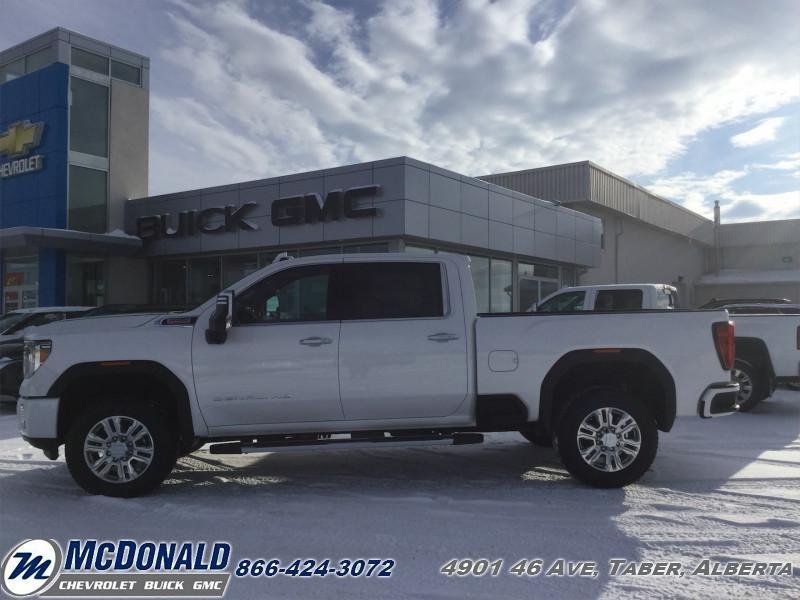 Mcdonald Chevrolet Buick Gmc Ltd 2020 Gmc Sierra 3500hd Denali