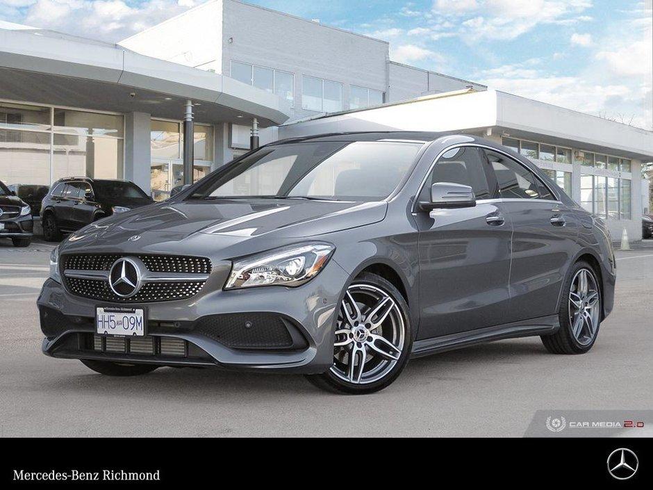 Mercedes-Benz Richmond | 2019 Mercedes-Benz CLA250 4MATIC ...