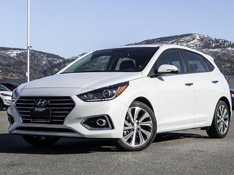 Penticton Hyundai | 2020 Accent (5) Ultimate IVT - #Y20129