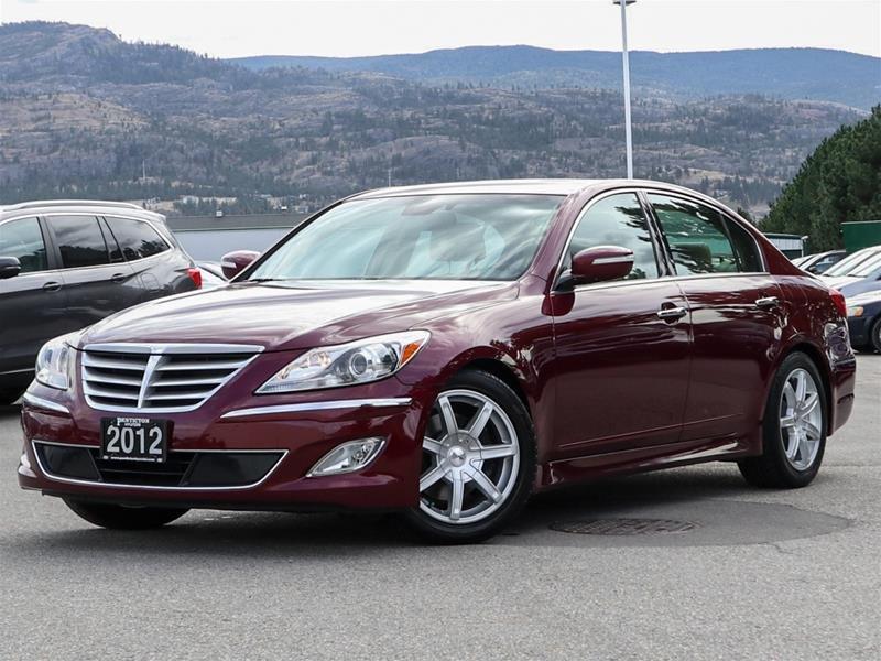 2013 Hyundai Genesis 3.8 Technology