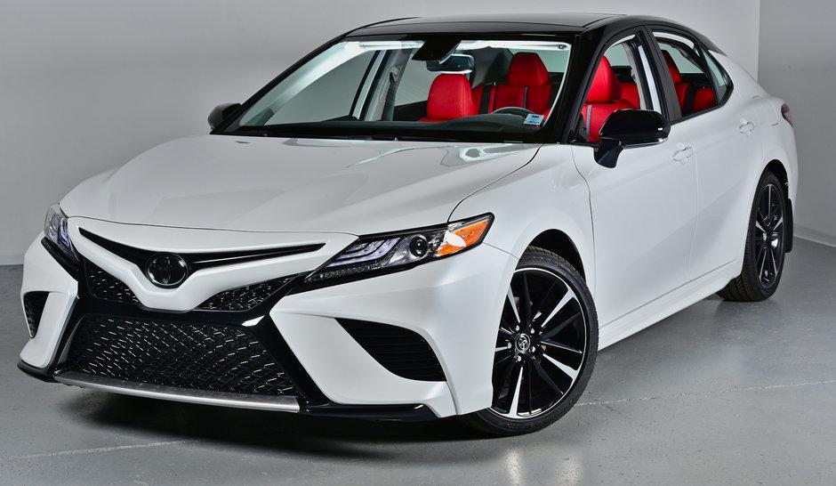 Truro Toyota 2020 Toyota Camry Xse 5004