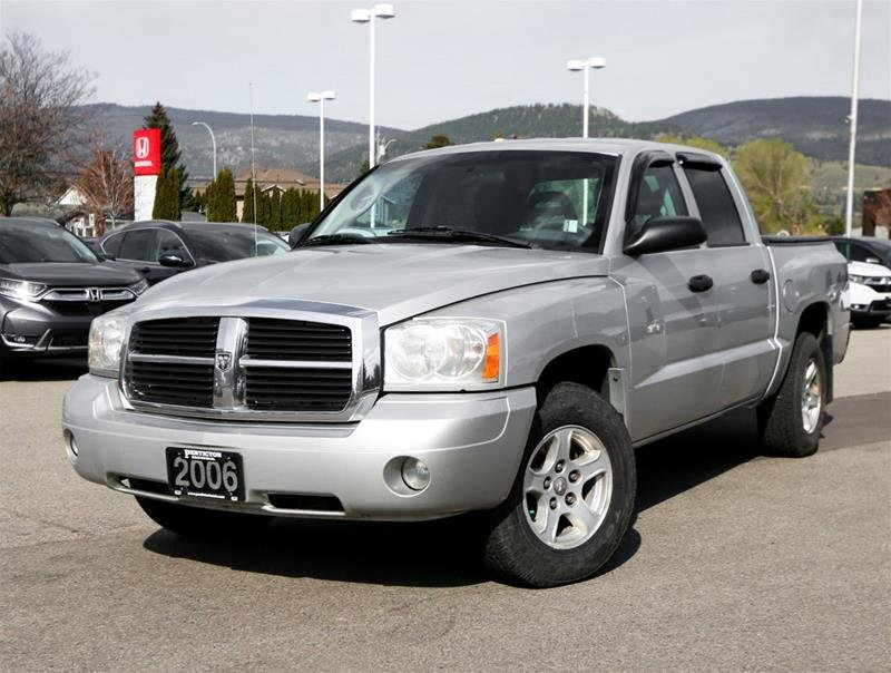 2006 Dodge Dakota SLT Club Cab 4X4