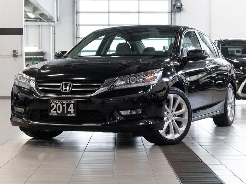 2014 Honda Accord Sedan L4 Touring CVT