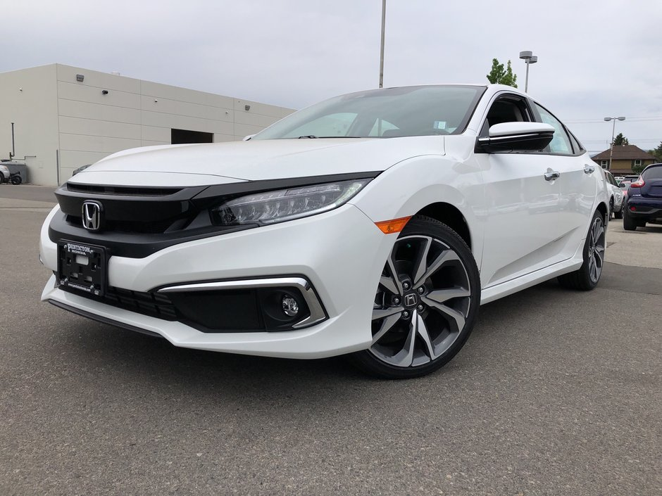2019 Honda Civic Sedan Touring CVT