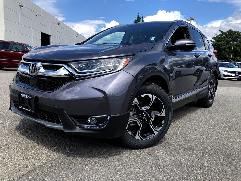 2019 Honda CR-V Touring AWD CVT
