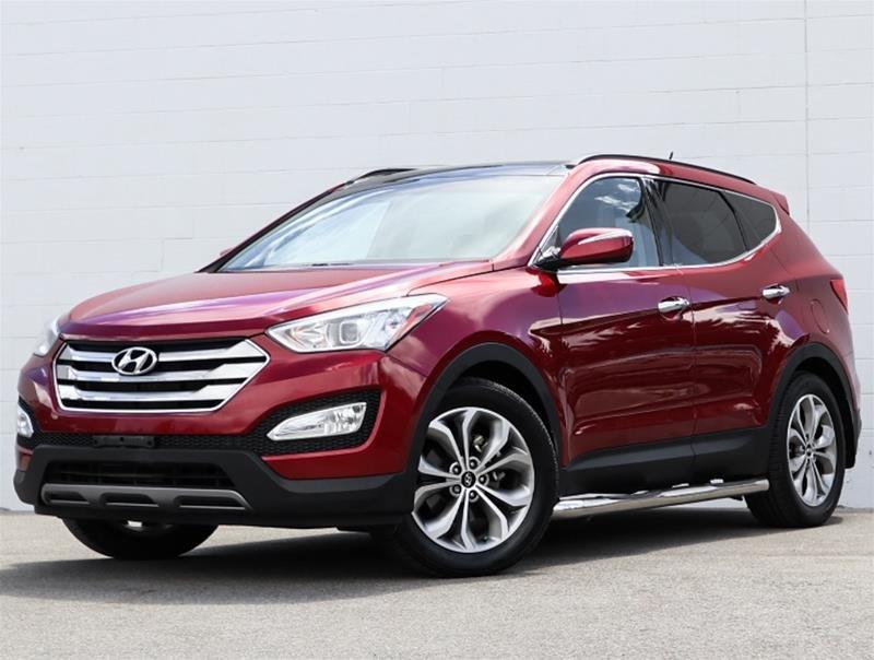 2016 Hyundai Santa Fe Sport AWD 2.0T Limited