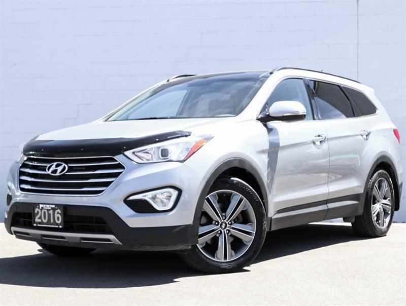 2016 Hyundai Santa Fe XL AWD Limited