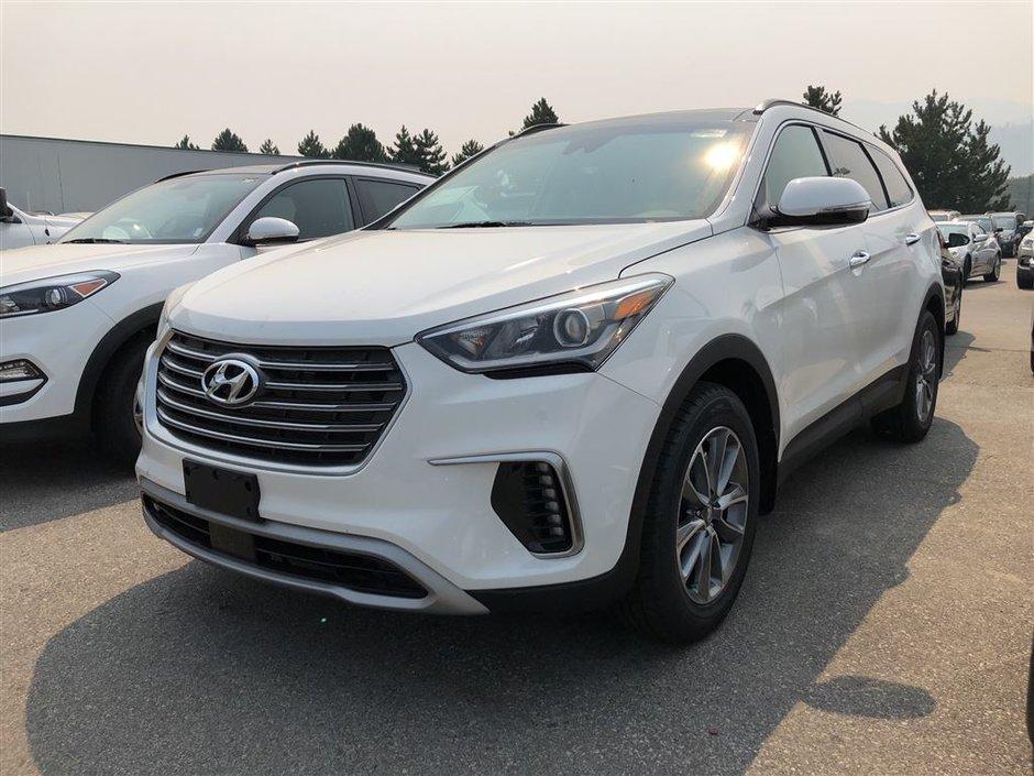 2019 Hyundai Santa Fe XL AWD Luxury 6 Passenger