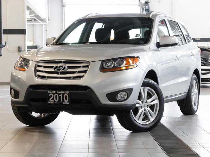 2010 Hyundai Santa Fe Ltd 3.5L V6 AWD at