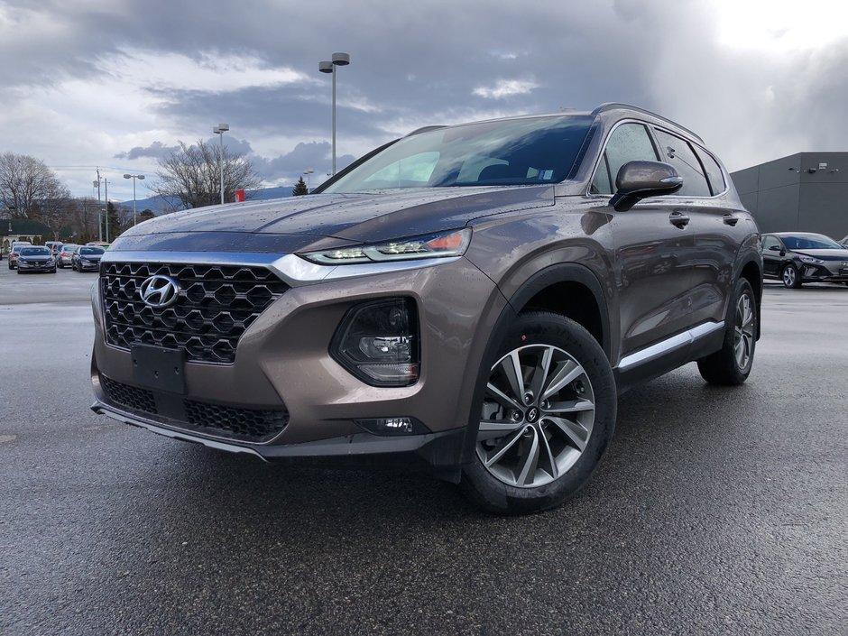 2019 Hyundai Santa Fe Preferred AWD 2.0T