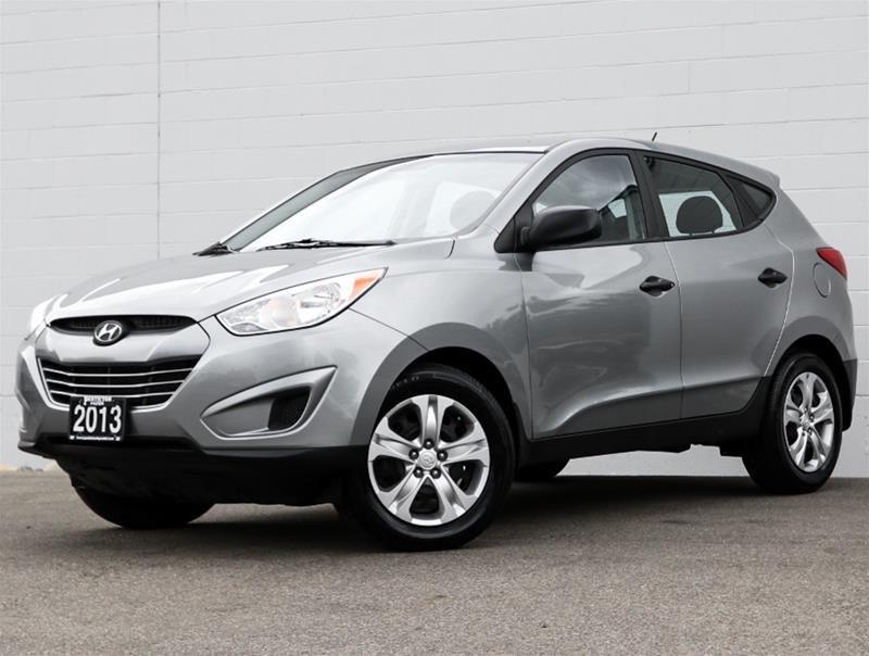 2013 Hyundai Tucson GL FWD at