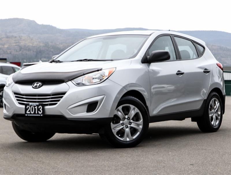 2013 Hyundai Tucson GL AWD at