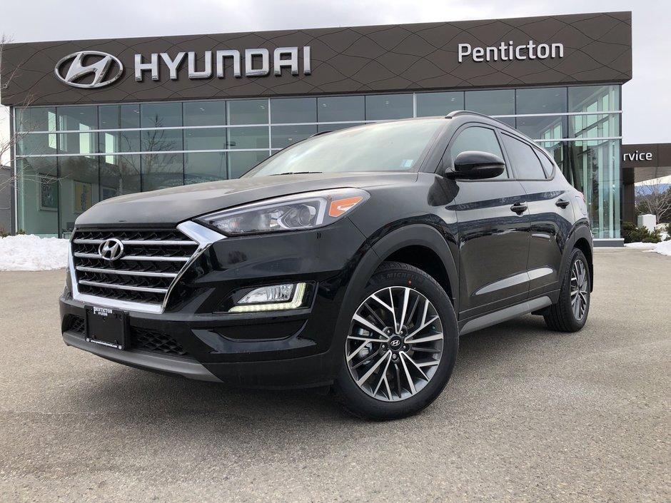 2019 Hyundai Tucson AWD 2.4L Luxury