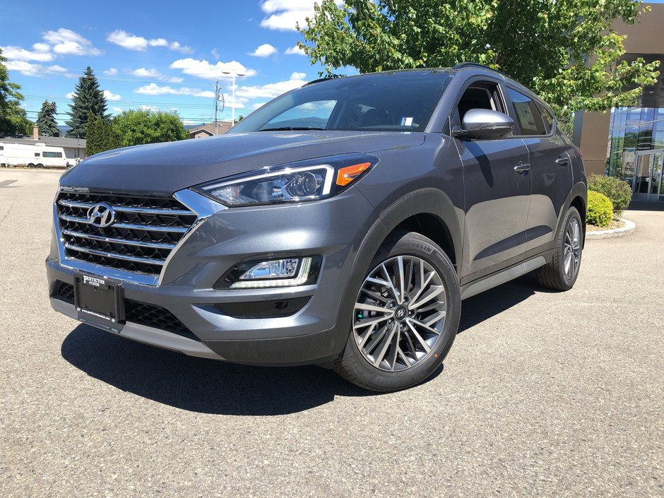 2019 Hyundai Tucson AWD 2.4L Luxury