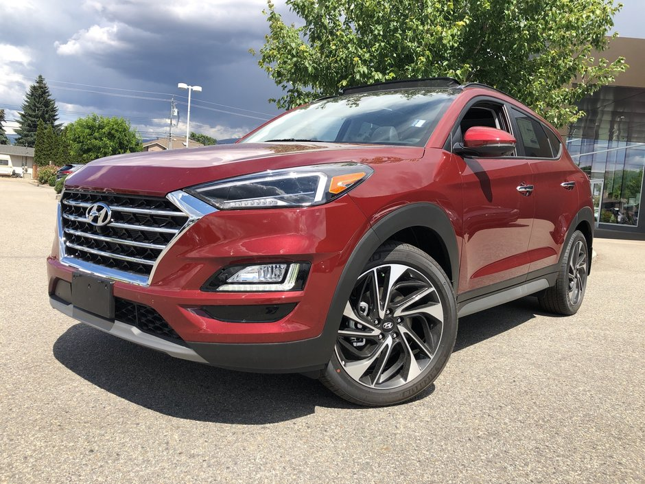 2019 Hyundai Tucson AWD 2.4L Ultimate