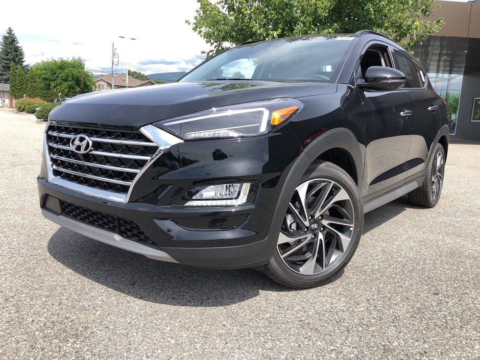 2019 Hyundai Tucson AWD 2.4L Ultimate