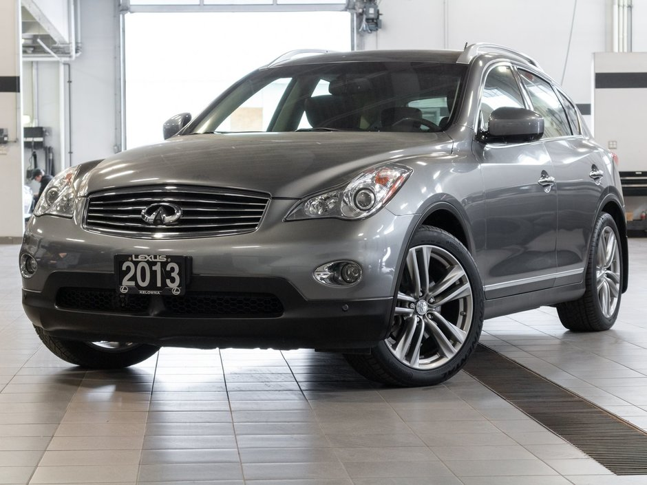 2013 Infiniti EX37 Journey & Premium Package