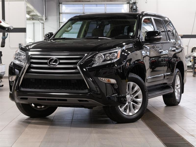 Lexus of Kelowna | Used 2016 GX 460 Premium Package in Kelowna