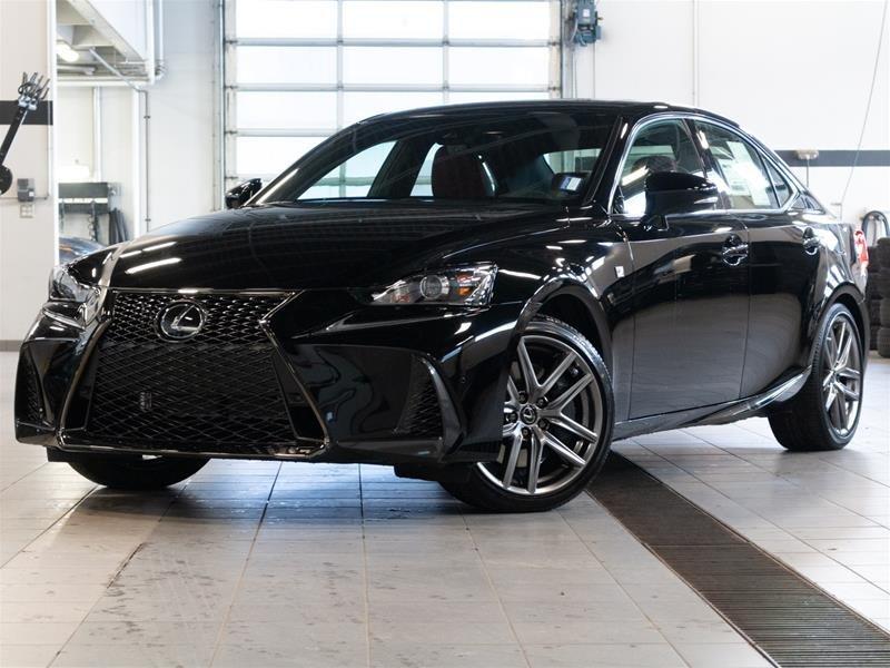 Lexus Certified Pre Owned >> Lexus of Kelowna | 2019 IS 300 AWD F Sport Series 2 - #L19044
