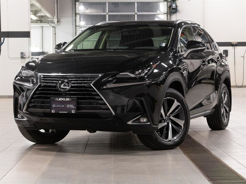 2018 Lexus NX 300 Executive Package