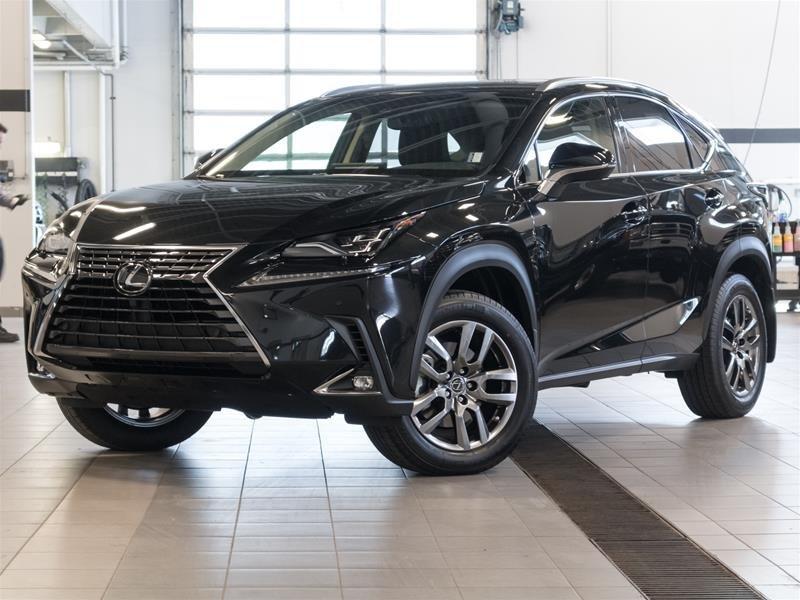 2019 Lexus NX 300 Luxury Package