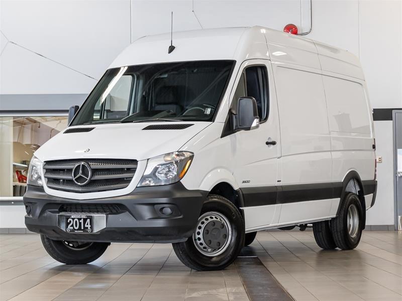 2014 Mercedes-Benz Sprinter 3500 Cargo V6 144