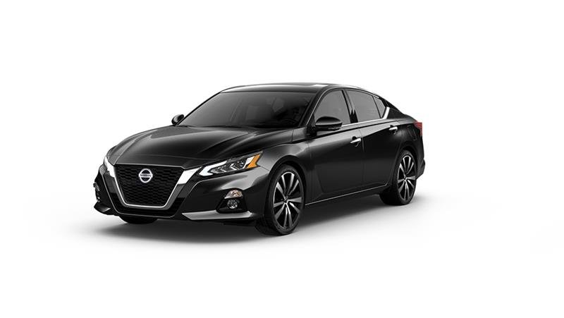 Black Nissan Altima >> Sentes Automotive 2019 Altima Sedan 2 5 Platinum Cvt 36 313