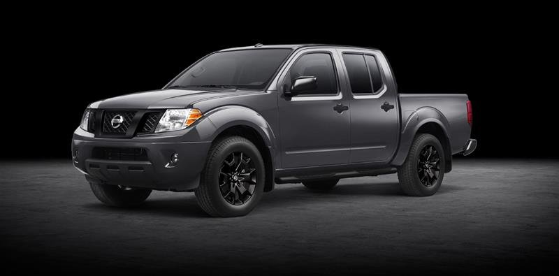 nissan frontier midnight edition grill for sale