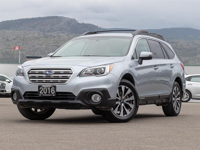 2016 Subaru Outback 2.5i Limited at