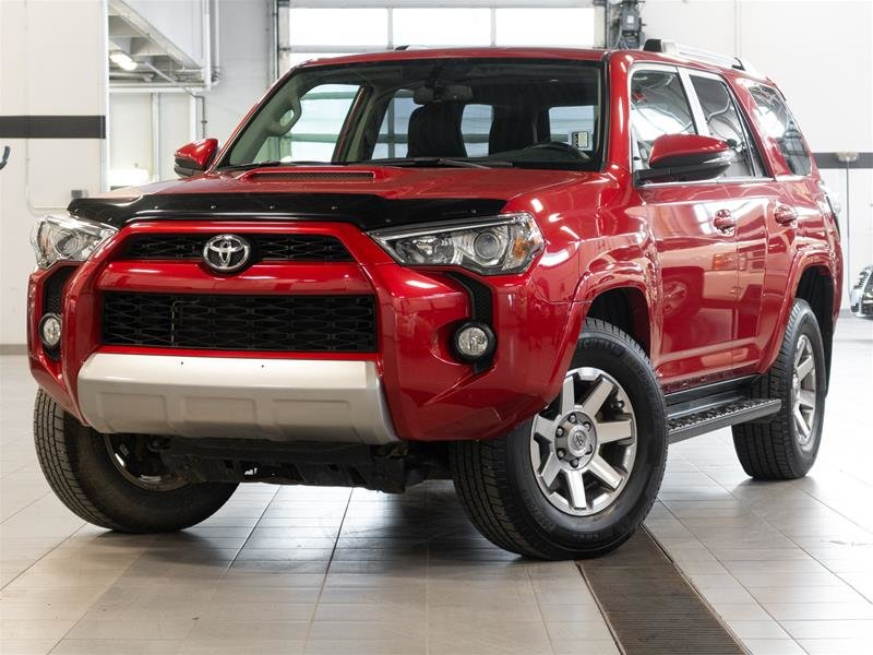 2015 Toyota 4Runner Trail Edition