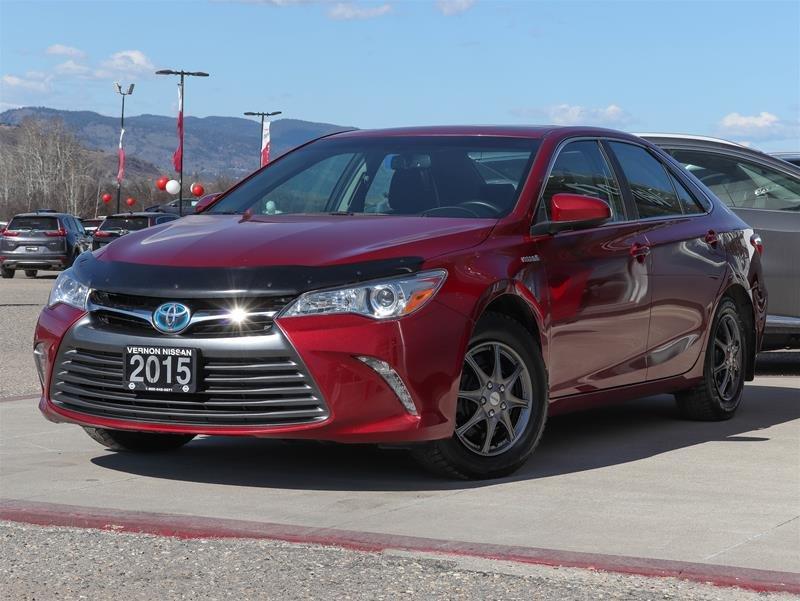 2015 Toyota Camry Hybrid XLE