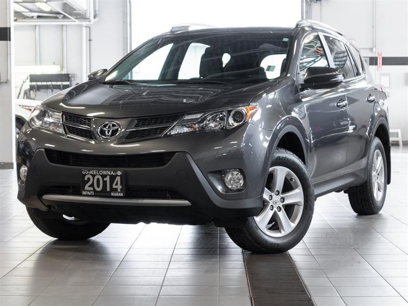 2014 Toyota RAV4 FWD XLE