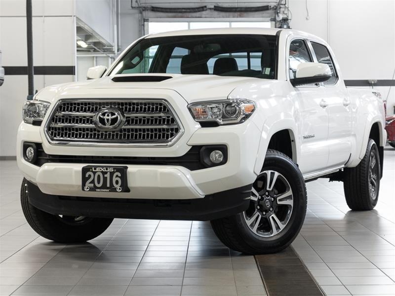 2016 Toyota Tacoma Double Cab TRD Sport