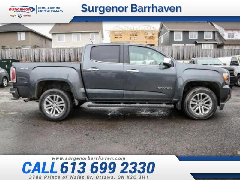 Surgenor Automotive Group 2016 Gmc Canyon Slt 223 26 B W 190099a