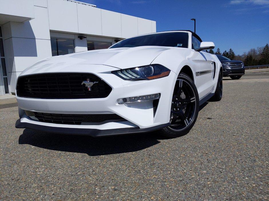 2020 Mustang Gt Convertible Test