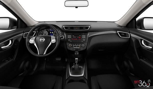 2016 Nissan Rogue SV AWD CVT - Interior - 1