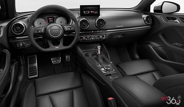 Audi S3 Sedan PROGRESSIV 2017