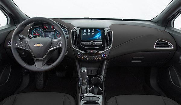 Chevrolet Cruze Hatchback LT 2017