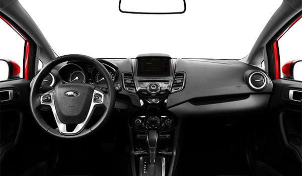 Ford Fiesta Hatchback TITANIUM 2017