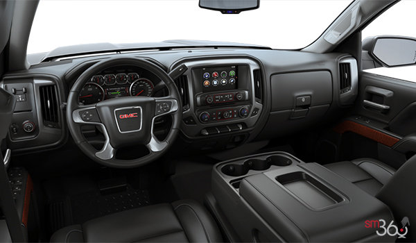 GMC Sierra 1500 SLT 2017