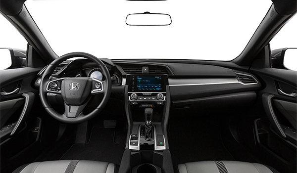 Honda Civic Coupe LX-HONDA SENSING 2017