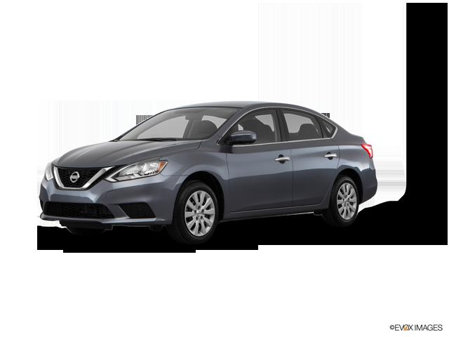 2017 Nissan Sentra 1.8 S CVT - Exterior - 1