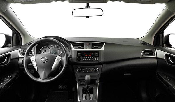 2017 Nissan Sentra 1.8 S CVT - Interior - 1