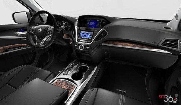 Acura MDX Sport hybride  2018