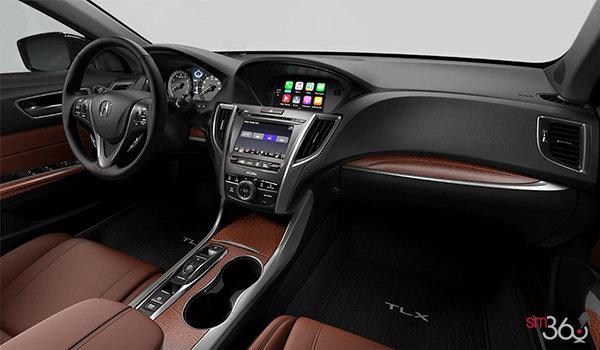 Acura TLX SH-AWD ELITE 2018