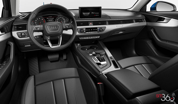 Audi A4 allroad PROGRESSIV 2018 - Intérieur - 1