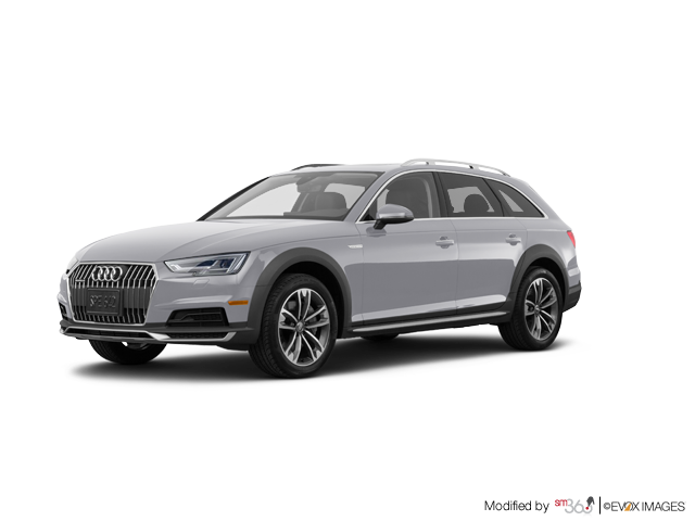 Audi A4 allroad TECHNIK 2018 - Extérieur - 1