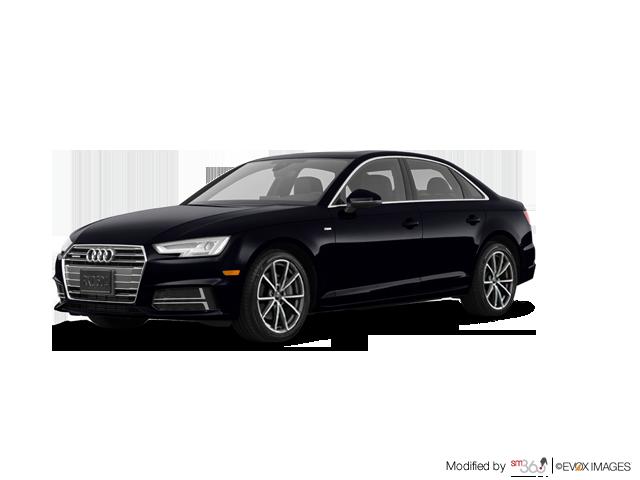 Audi A4 Sedan Technik 2018 - Extérieur - 1