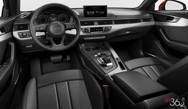 Audi A4 Sedan Technik 2018 - Intérieur - 1